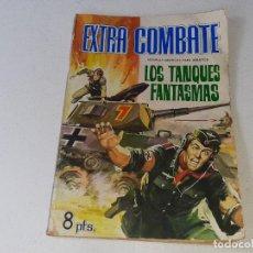 Tebeos: EXTRA COMBATE Nº 7 - LOS TANQUES FANTASMAS - EDITORIAL FERMA AÑO 1965. Lote 230798405