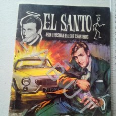 Tebeos: EL SANTO 1 AJUSTE DE CUENTAS 1965 U25. Lote 231633255