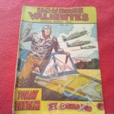 Tebeos: TOMMY BATALLA 23 EL DESAFIO FERMA HOMBRES VALIENTES U27. Lote 232494910