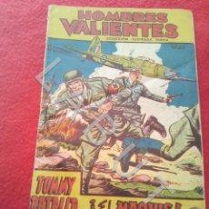 Tebeos: TOMMY BATALLA 22 EL MAQUIS FERMA HOMBRES VALIENTES U27. Lote 232495295