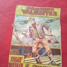 Tebeos: TOMMY BATALLA 29 EL BUQUE Q FERMA HOMBRES VALIENTES U27. Lote 232496205