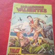 Tebeos: TOMMY BATALLA 28 EL GRAN RESCATE FERMA HOMBRES VALIENTES U27. Lote 232503557