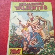 Tebeos: TOMMY BATALLA 27 OBJETIVO DESTRUIDO FERMA HOMBRES VALIENTES U27. Lote 232505995