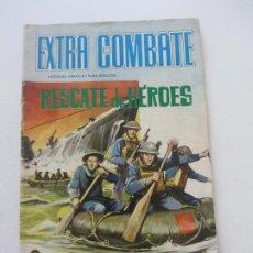 Tebeos: EXTRA COMBATE Nº 6 FERMA MUCHOS EN VENTA, MIRA FALTAS AX40. Lote 232692975