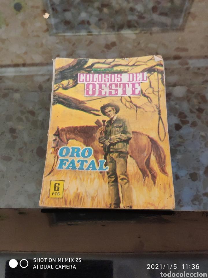 COLOSOS DEL OESTE: ORO FATAL (ED. FERMA) (Tebeos y Comics - Ferma - Colosos de Oeste)