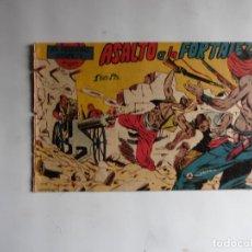 Tebeos: PEQUEÑO GRUMETE 2ª SERIE Nº 13 FERMA ORIGINAL. Lote 233488095