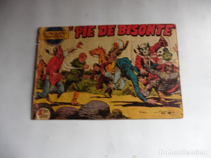 PEQUEÑO TRAMPERO Nº 1 FERMA ORIGINAL (Tebeos y Comics - Ferma - Otros)