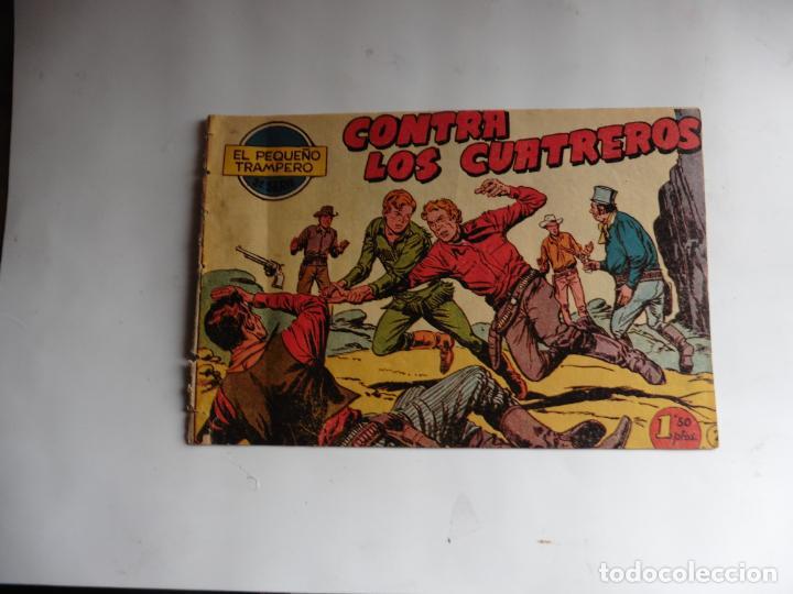 PEQUEÑO TRAMPERO Nº 2 FERMA ORIGINAL (Tebeos y Comics - Ferma - Otros)