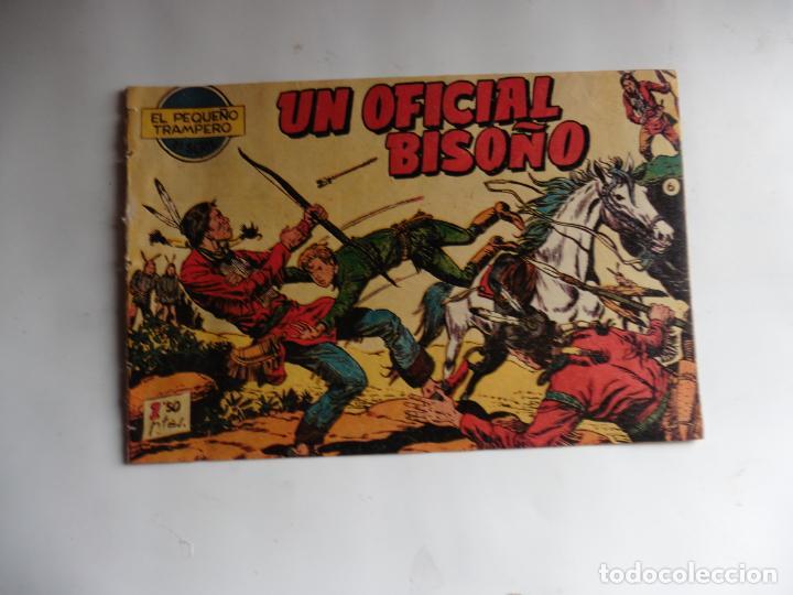 PEQUEÑO TRAMPERO Nº 6 FERMA ORIGINAL (Tebeos y Comics - Ferma - Otros)