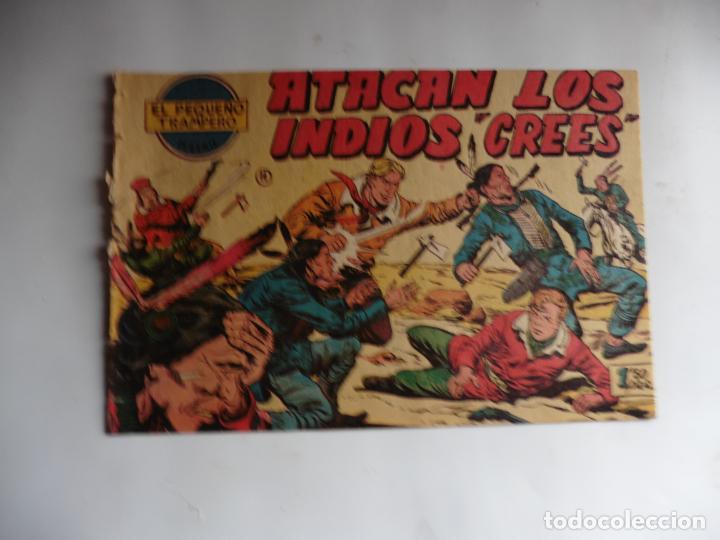 PEQUEÑO TRAMPERO Nº 11 FERMA ORIGINAL (Tebeos y Comics - Ferma - Otros)
