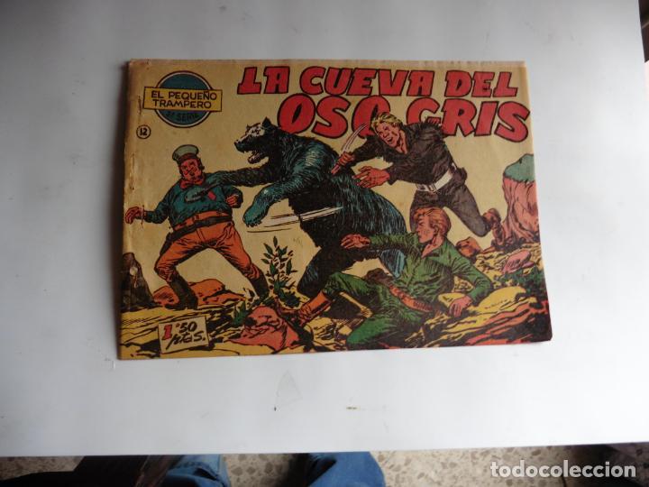 PEQUEÑO TRAMPERO Nº 12 FERMA ORIGINAL (Tebeos y Comics - Ferma - Otros)