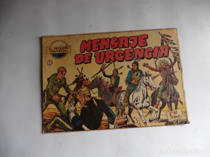 PEQUEÑO TRAMPERO Nº 7 FERMA ORIGINAL (Tebeos y Comics - Ferma - Otros)