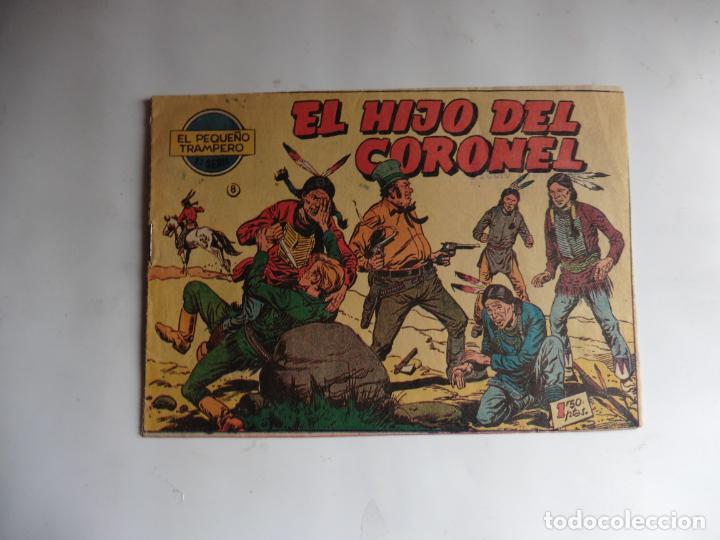 PEQUEÑO TRAMPERO Nº 8 FERMA ORIGINAL (Tebeos y Comics - Ferma - Otros)