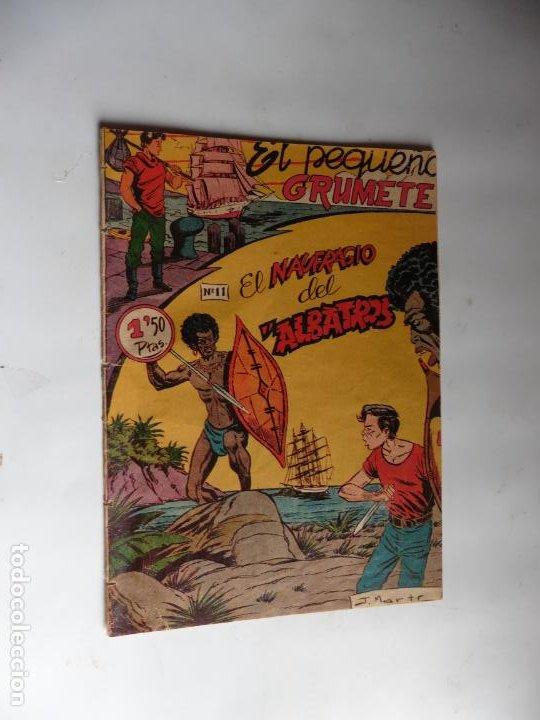 PEQUEÑO TRAMPERO Nº 11 VERTICAL FERMA ORIGINAL (Tebeos y Comics - Ferma - Otros)