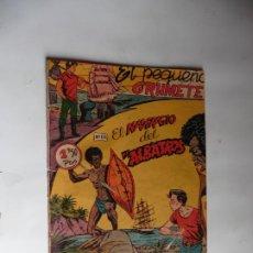 Tebeos: PEQUEÑO TRAPERO Nº 11 VERTICAL FERMA ORIGINAL. Lote 233524680