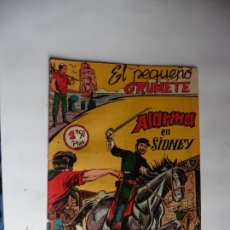 Tebeos: PEQUEÑO TRAPERO Nº 23 VERTICAL FERMA ORIGINAL. Lote 233524845