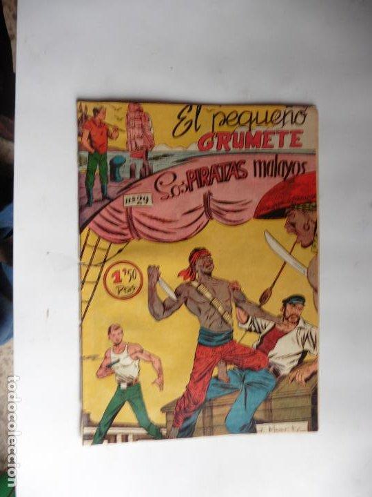 PEQUEÑO TRAMPERO Nº 29 VERTICAL FERMA ORIGINAL (Tebeos y Comics - Ferma - Otros)
