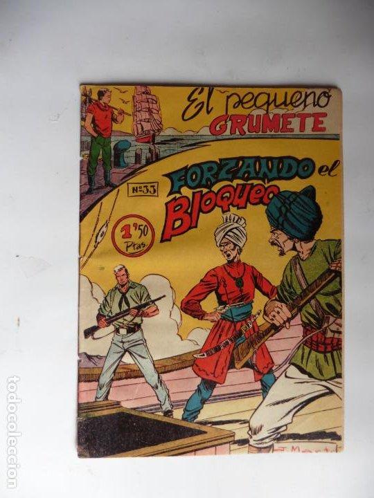 PEQUEÑO TRAMPERO Nº 33 VERTICAL FERMA ORIGINAL (Tebeos y Comics - Ferma - Otros)