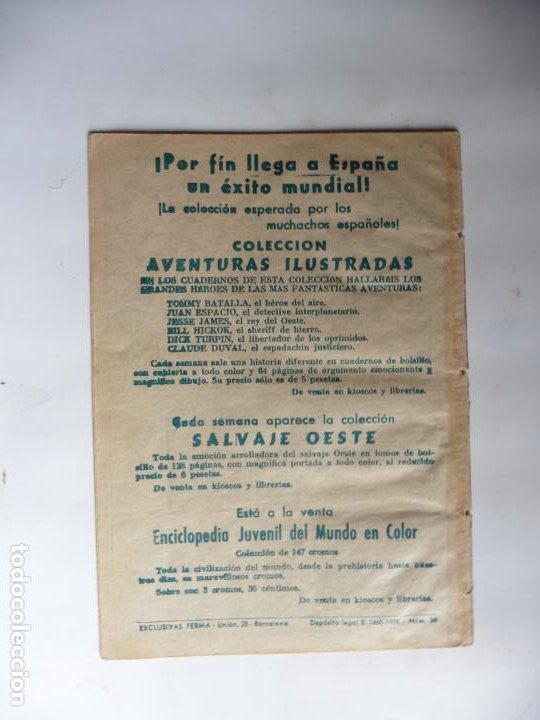 Tebeos: PEQUEÑO TRAMPERO Nº 34 VERTICAL FERMA ORIGINAL - Foto 2 - 233525100