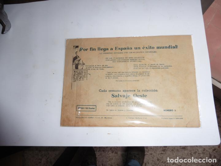 Tebeos: SUPER FUERTE Nº 2 FERMA ORIGINAL - Foto 2 - 233639660