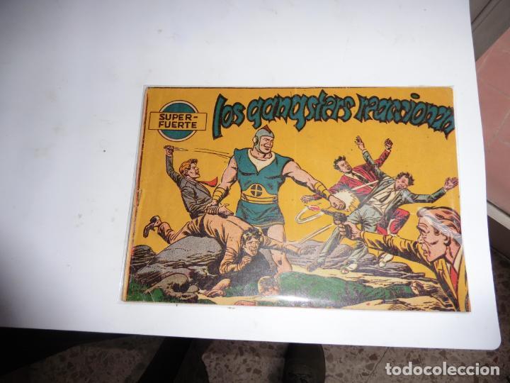 SUPER FUERTE Nº 2 FERMA ORIGINAL (Tebeos y Comics - Ferma - Otros)