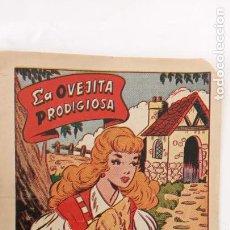 Tebeos: COLECCIÓN DALIA ORIGINAL Nº 18 EDI. FERMA 1956 - VICENTE FARRÉS DIBUJOS, LA OVEJITA PRODIGIOSA. Lote 233936385