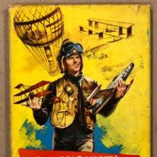 Tebeos: LA CONQUISTA DEL AIRE (HISTORIA DE LA AVIACIÓN). FLORES - LÁZARO. COLECCIÓN JUVENIL FERMA 1961.. Lote 234722260