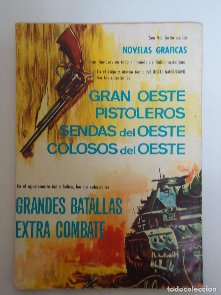 Tebeos: COMIC MEGATON EL LANZAMIENTO LUNAR. EDITORIAL FERMA. AÑO 1966 - Foto 3 - 235580880