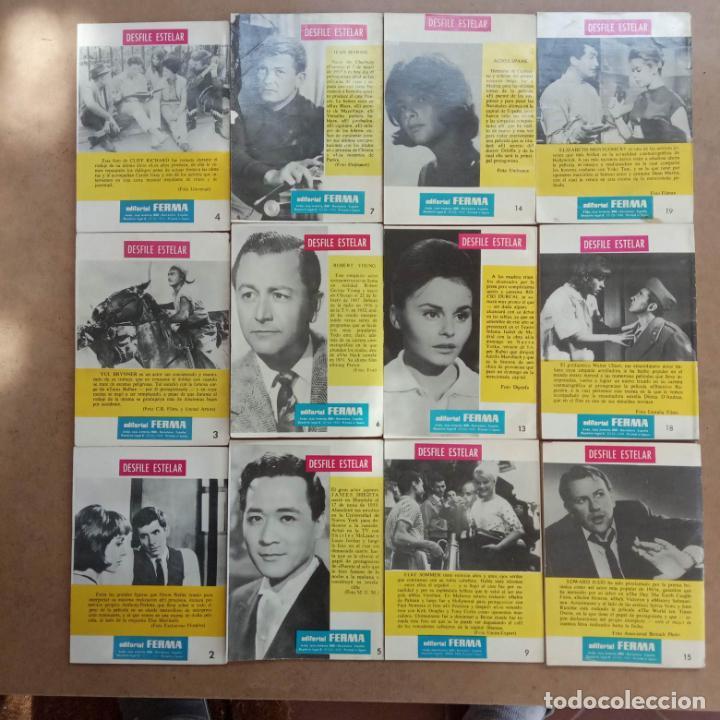 Tebeos: OESTE CHEYENNE ORIGINAL EDI. FERMA 1963 -- 2,3,4,5,6,7,9,13,14,15,18,19, MUY NUEVOS, VER PORTADAS - Foto 11 - 235597235
