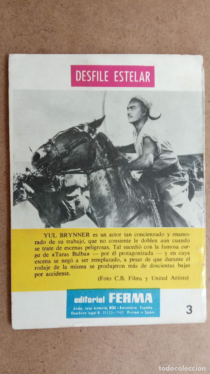 Tebeos: OESTE CHEYENNE ORIGINAL EDI. FERMA 1963 -- 2,3,4,5,6,7,9,13,14,15,18,19, MUY NUEVOS, VER PORTADAS - Foto 16 - 235597235
