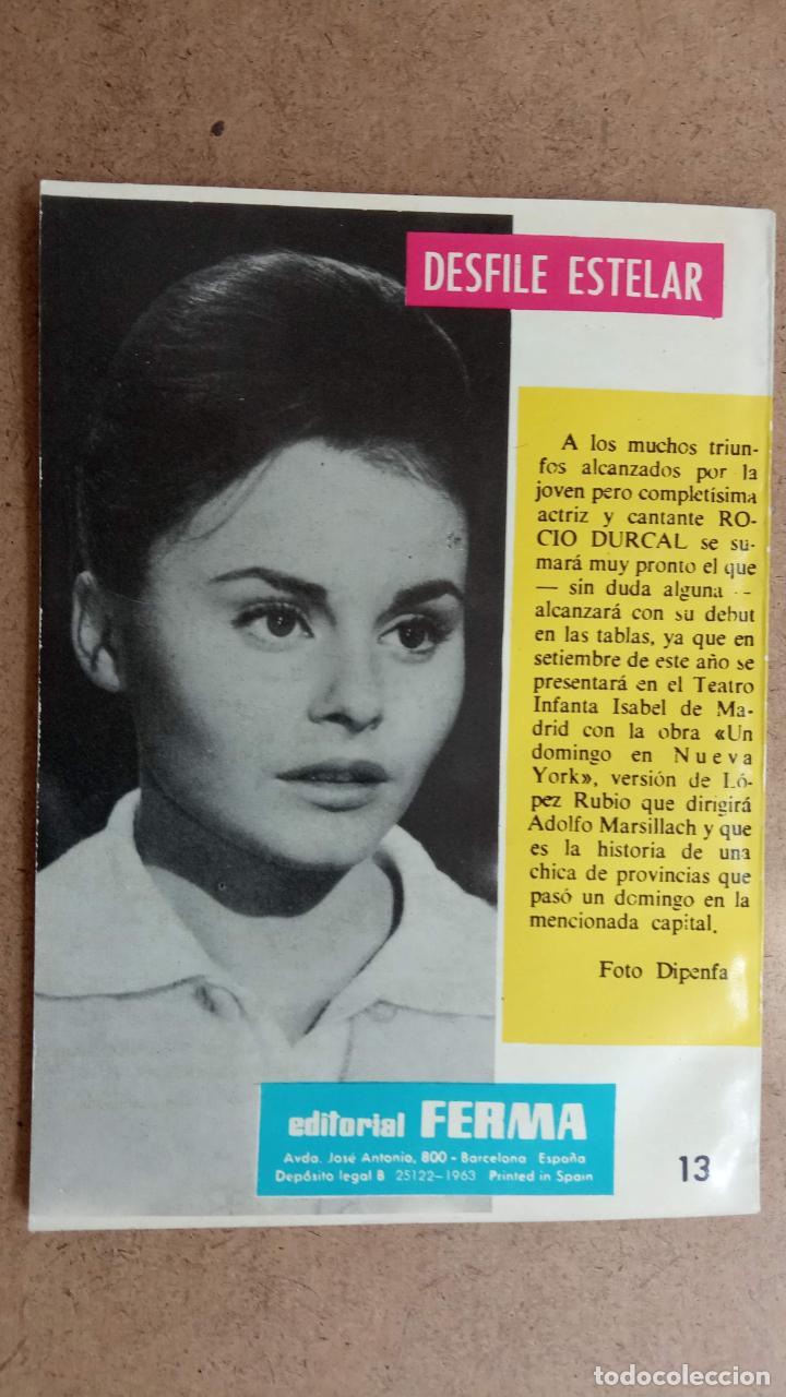 Tebeos: OESTE CHEYENNE ORIGINAL EDI. FERMA 1963 -- 2,3,4,5,6,7,9,13,14,15,18,19, MUY NUEVOS, VER PORTADAS - Foto 28 - 235597235