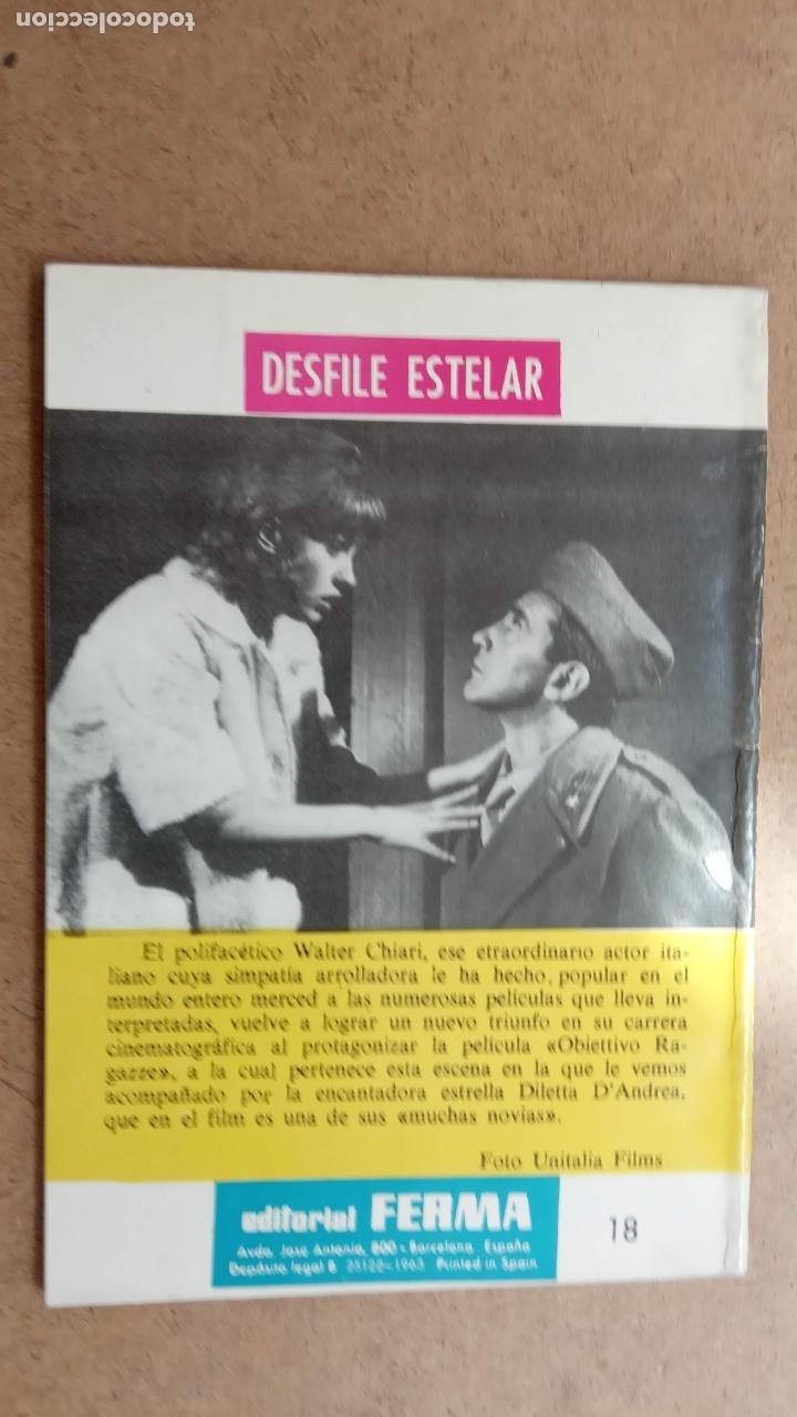 Tebeos: OESTE CHEYENNE ORIGINAL EDI. FERMA 1963 -- 2,3,4,5,6,7,9,13,14,15,18,19, MUY NUEVOS, VER PORTADAS - Foto 31 - 235597235