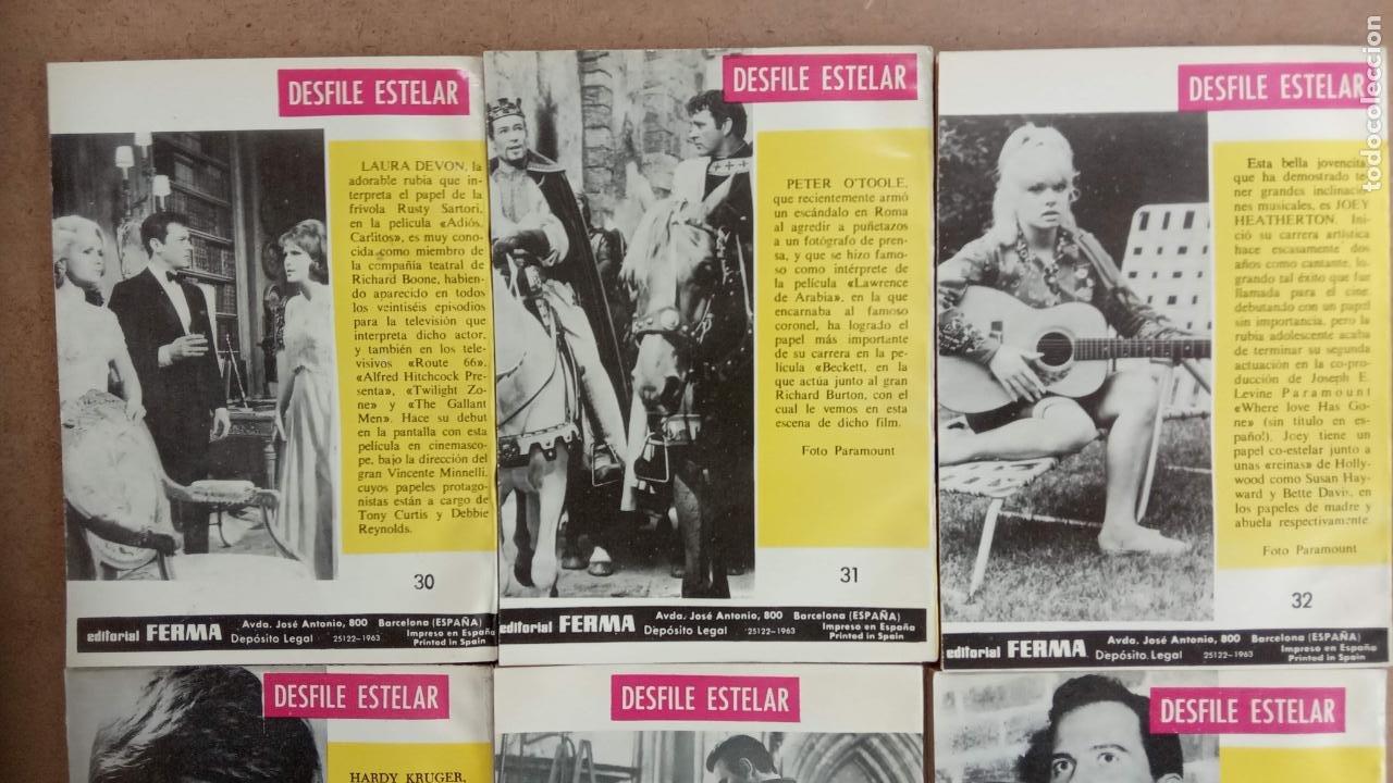 Tebeos: OESTE PISTOLEROS EDI. FERMA 1963 - 56 NºS ENTRE EL 22 Y EL 169, VER PORTADAS Y CONTRAS - Foto 3 - 235598340