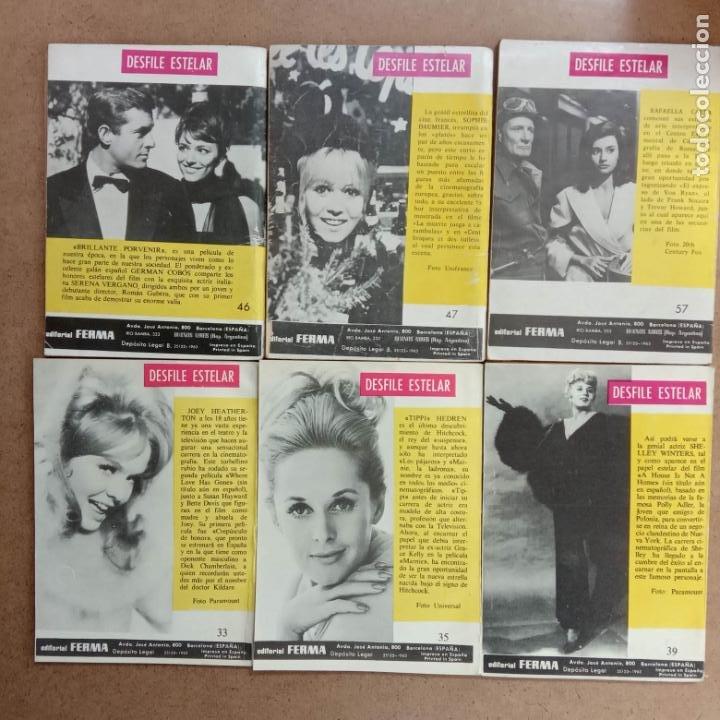 Tebeos: OESTE PISTOLEROS EDI. FERMA 1963 - 56 NºS ENTRE EL 22 Y EL 169, VER PORTADAS Y CONTRAS - Foto 8 - 235598340