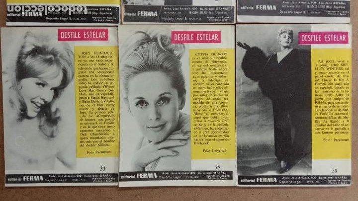 Tebeos: OESTE PISTOLEROS EDI. FERMA 1963 - 56 NºS ENTRE EL 22 Y EL 169, VER PORTADAS Y CONTRAS - Foto 9 - 235598340