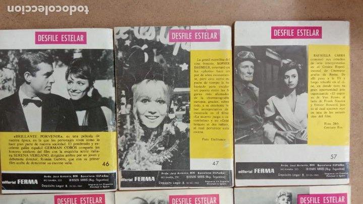 Tebeos: OESTE PISTOLEROS EDI. FERMA 1963 - 56 NºS ENTRE EL 22 Y EL 169, VER PORTADAS Y CONTRAS - Foto 10 - 235598340