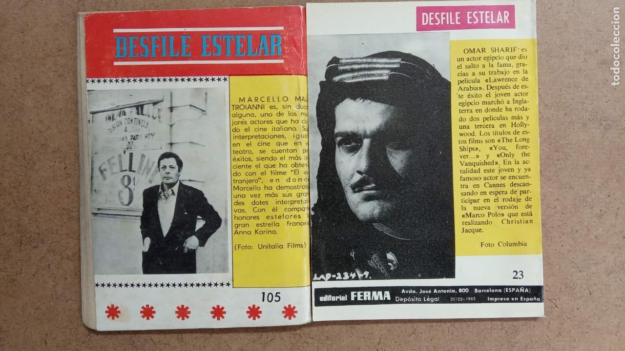 Tebeos: OESTE PISTOLEROS EDI. FERMA 1963 - 56 NºS ENTRE EL 22 Y EL 169, VER PORTADAS Y CONTRAS - Foto 16 - 235598340