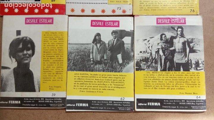 Tebeos: OESTE PISTOLEROS EDI. FERMA 1963 - 56 NºS ENTRE EL 22 Y EL 169, VER PORTADAS Y CONTRAS - Foto 19 - 235598340
