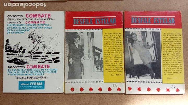 Tebeos: OESTE PISTOLEROS EDI. FERMA 1963 - 56 NºS ENTRE EL 22 Y EL 169, VER PORTADAS Y CONTRAS - Foto 23 - 235598340