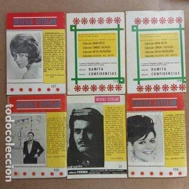 Tebeos: OESTE PISTOLEROS EDI. FERMA 1963 - 56 NºS ENTRE EL 22 Y EL 169, VER PORTADAS Y CONTRAS - Foto 37 - 235598340