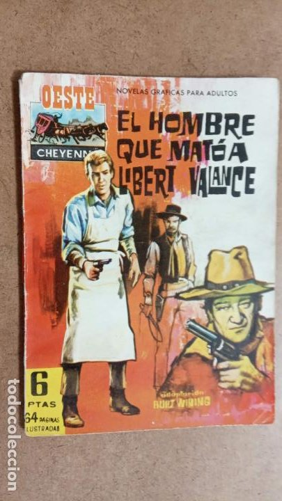 OESTE CHEYENNE ORIGINAL NUEVO Nº 1 - EDI. FERMA 1963 - FRANKIE AVALON, JOAN FREEMAN FOTO (Tebeos y Comics - Ferma - Otros)