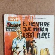 Tebeos: OESTE CHEYENNE ORIGINAL NUEVO Nº 1 - EDI. FERMA 1963 - FRANKIE AVALON, JOAN FREEMAN FOTO. Lote 235878440
