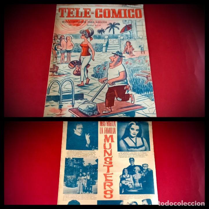 TELE-COMICO Nº 30 - AÑO 1965 (Tebeos y Comics - Ferma - Otros)