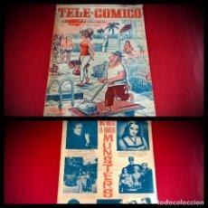 Tebeos: TELE-COMICO Nº 30 - AÑO 1965. Lote 236409180