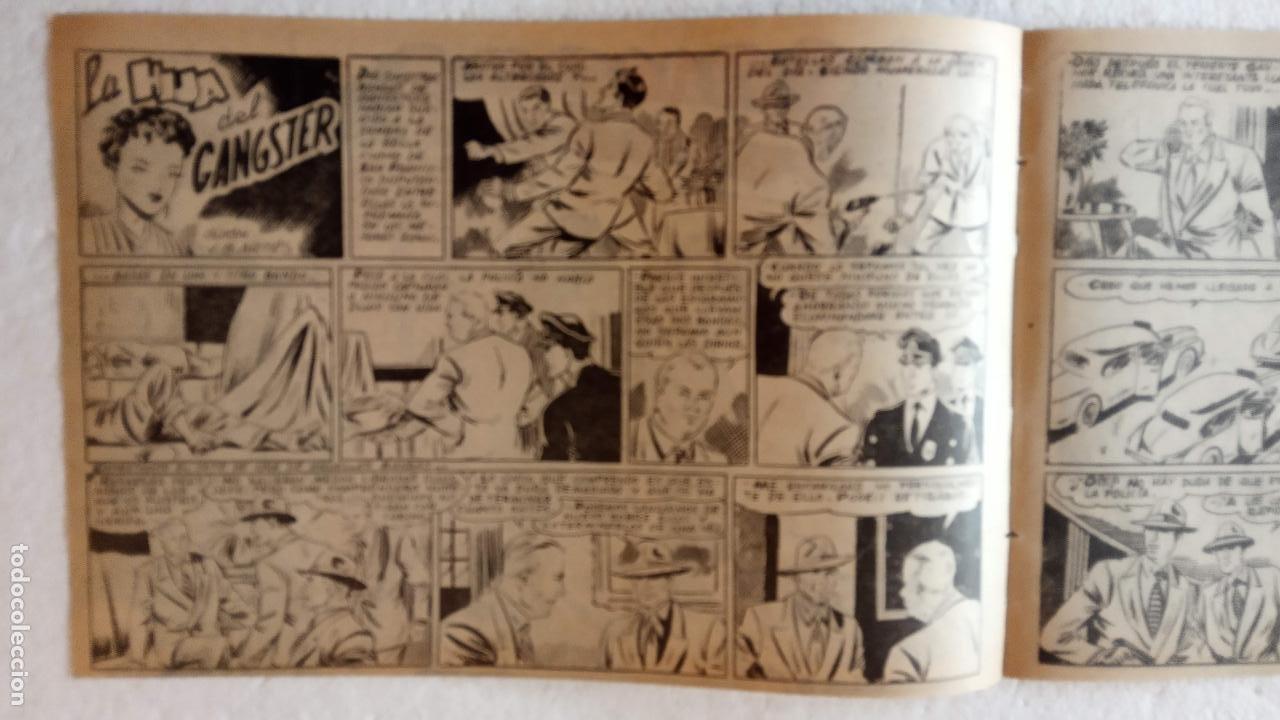 Tebeos: LA SOMBRA JUSTICIERA ORIGINAL 34 TEBEOS - EDI. FERMA 1954 - VER TODAS LAS PORTADAS - Foto 73 - 236655090