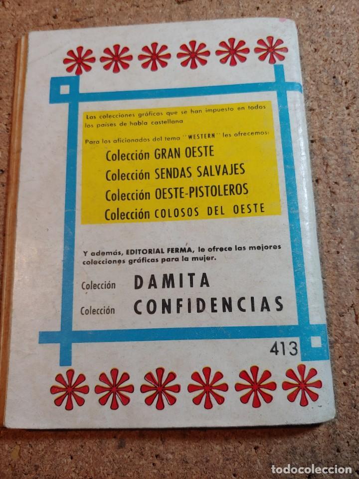 Tebeos: COMIC GRAN OESTE EN LA ZARPA DE LA MUERTE DEL AÑO 1969 Nº 413 - Foto 2 - 237418565