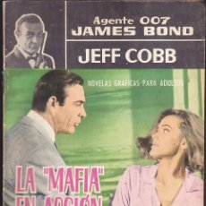 Tebeos: COMIC COLECCION JAMES BOND AGENTE 007 Nº 24 EDICIONES FERMA. Lote 238552660