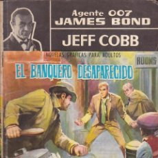 Tebeos: COMIC COLECCION JAMES BOND AGENTE 007 Nº 2 EDICIONES FERMA. Lote 238552720