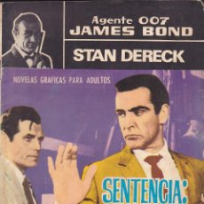 Tebeos: COMIC COLECCION JAMES BOND AGENTE 007 Nº 26 EDICIONES FERMA. Lote 238552920