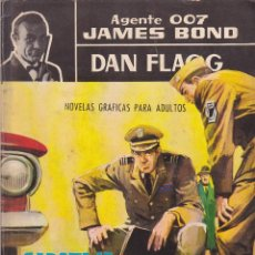 Tebeos: COMIC COLECCION JAMES BOND AGENTE 007 Nº 3 EDICIONES FERMA. Lote 238553010